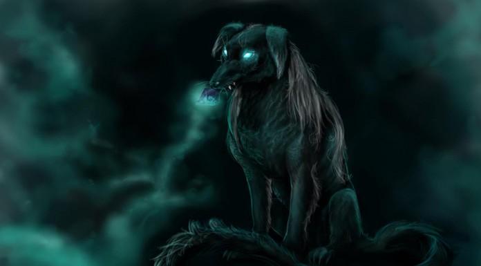 La leyenda del perro infernal de la Primera Guerra Mundial