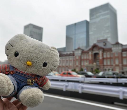 Si no puedes viajar a Japón, que lo haga tu peluche