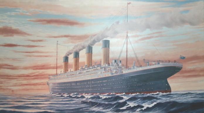 ¿Te gustaría embarcarte en el Titanic 2?
