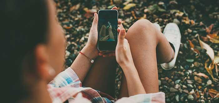 tomar fotografías