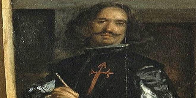 La leyenda de la cruz de Santiago de Velázquez