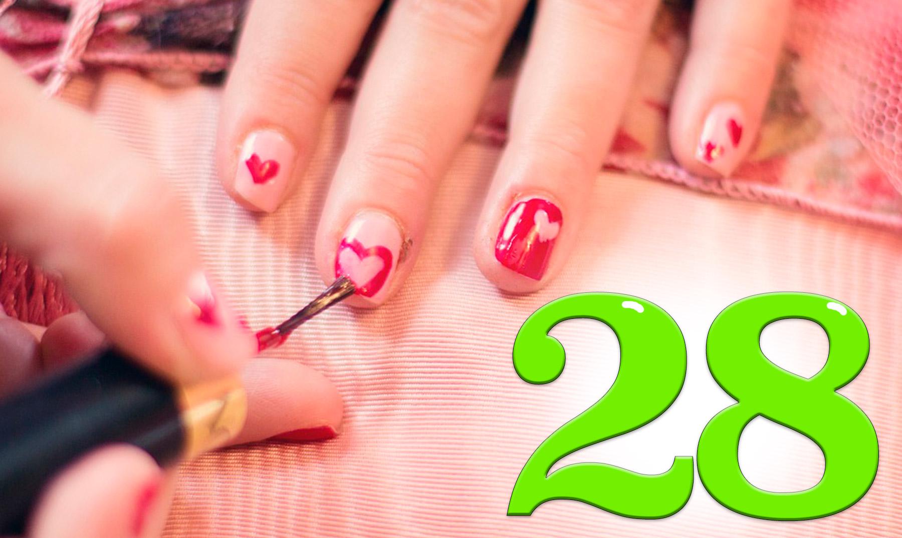 28 curiosidades sobre tus uñas