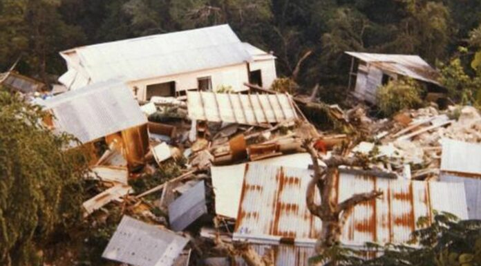 Niños de Puerto Rico y el Desastre de Mameyes