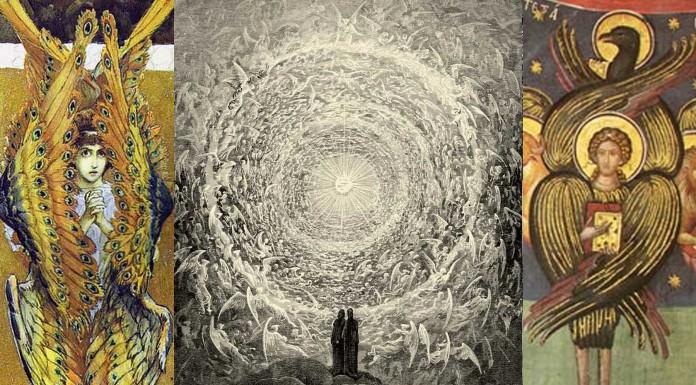 ¿Conoces los 9 tipos de ángeles?