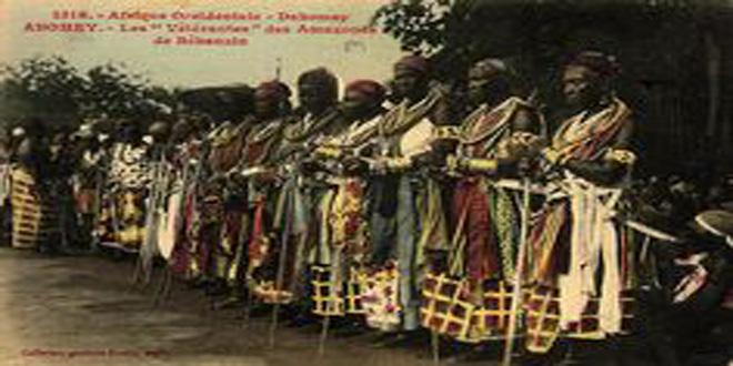 ejército de mujeres