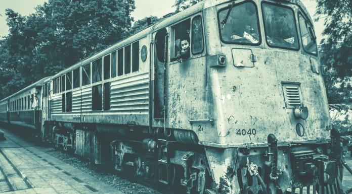 El ferrocarril de la muerte de Kanchanaburi
