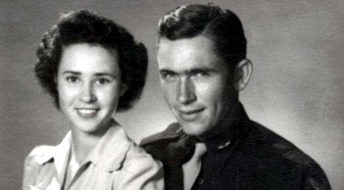 Harris, 60 años de búsqueda de su marido desaparecido en la guerra