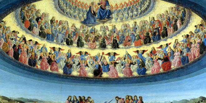 jerarquía ángeles, tipos de ángeles