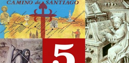 5 leyendas del camino de Santiago