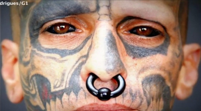 Eyeball Tatto: ¿Lo harías? ¡Impactante!