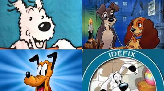 10 perros de ficción que todos recordamos