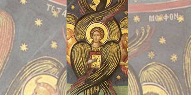 querubín, tipos de ángeles