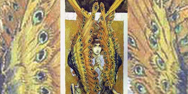 serafín, tipos de ángeles