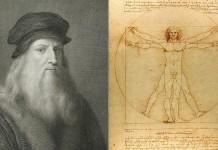 10 cosas que no sabías del Hombre de Vitruvio de Leonardo
