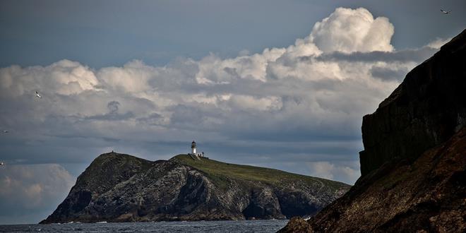 Isla de Eilean Mor