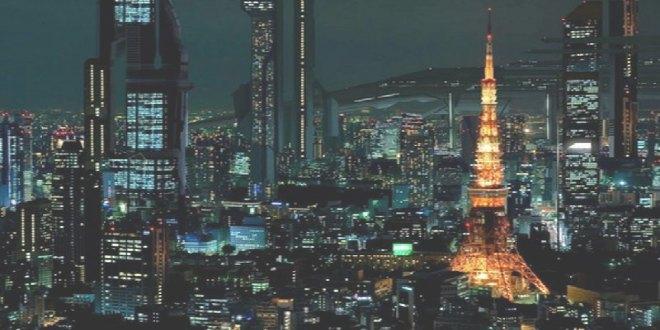 Ciudad del futuro imaginada