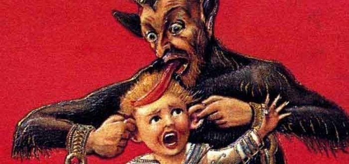 demonios de la navidad