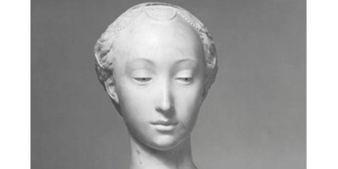 Busto 1865 Lucrezia Donati