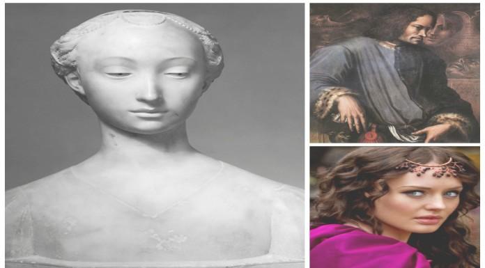 Biografia Lucrezia Donati