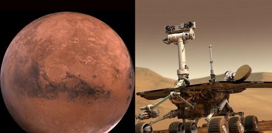 La mujer que pasea por Marte ¡No te pierdas el vídeo!