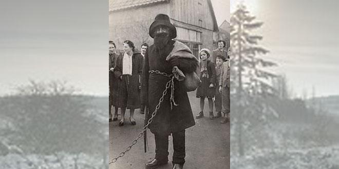 Père Fouettard, monstruos navideños