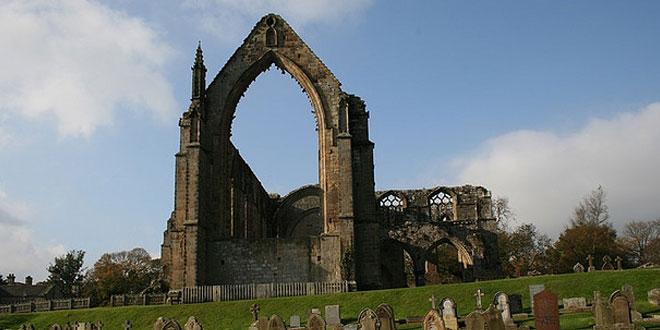abadía de Bolton