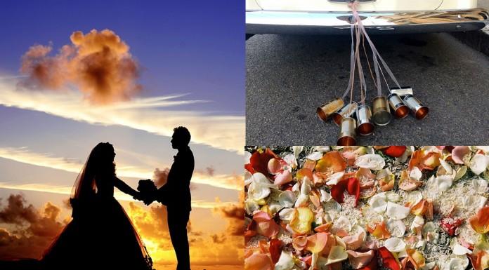 12 Amuletos y supersticiones para una boda PERFECTA