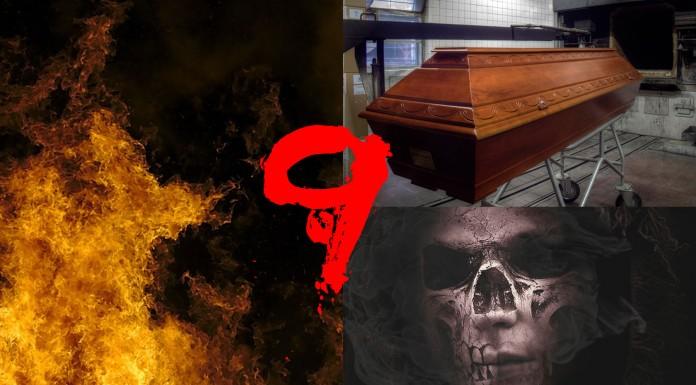 9 Cosas impactantes cuando quemas un cadáver - Supercurioso