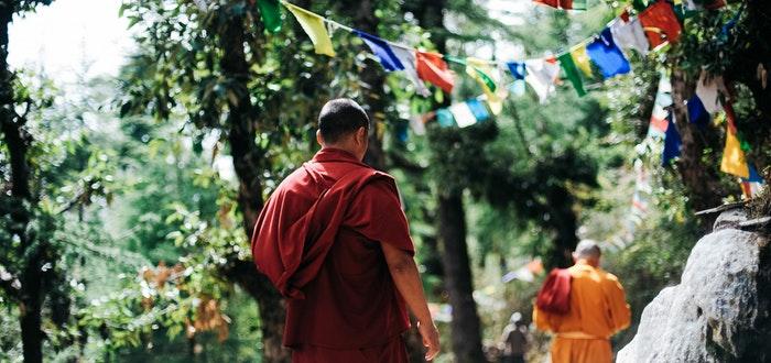 curiosidades de Nepal, entre China e India