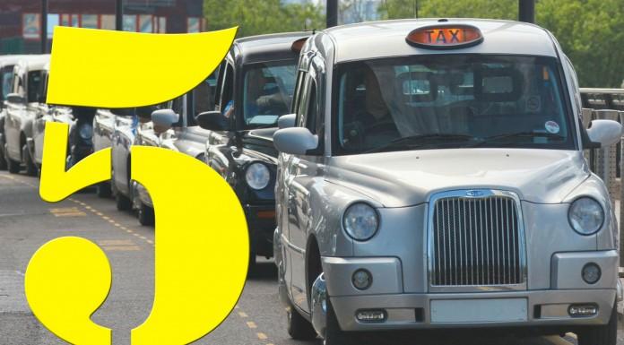 5 curiosidades sobre los taxis de Londres
