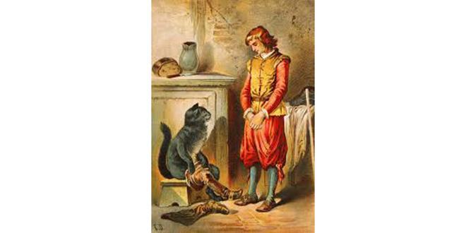 el gato con botas, gatos de la literatura