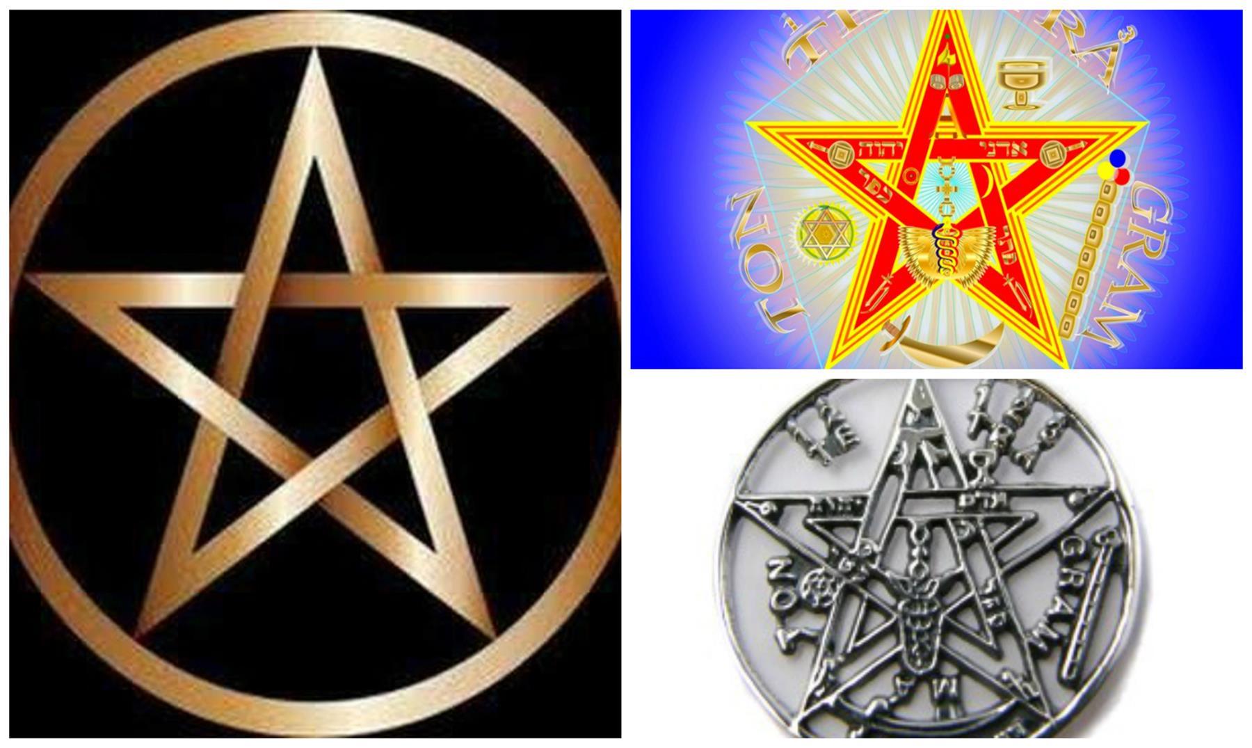 Resultado de imagen de Estrella de cinco puntas | El significado y origen de este poderoso símbolo