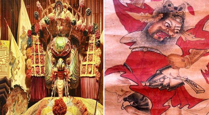El séptimo mes lunar chino y sus fantasmas hambrientos