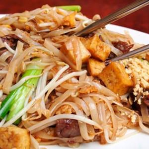 Comida asiática: fideos... ¡Cosas nuevas que probar!