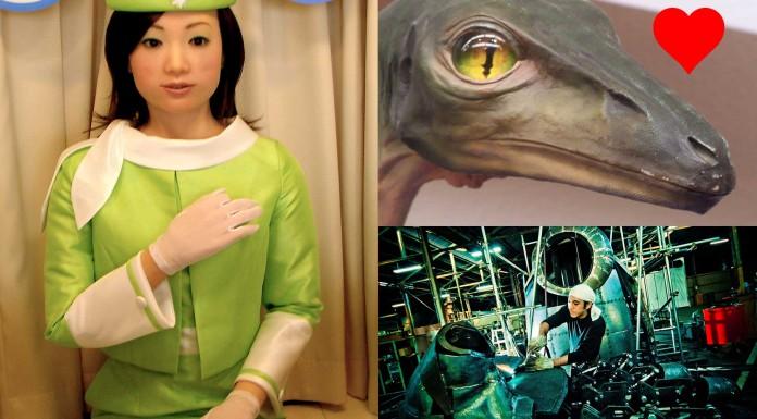 Descubre el hotel japonés atendido por robots