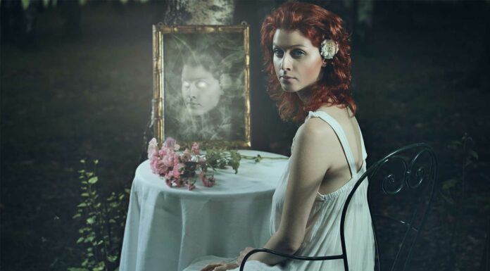 miedo a los espejos