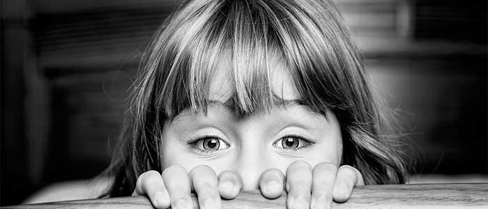 miedo a los niños