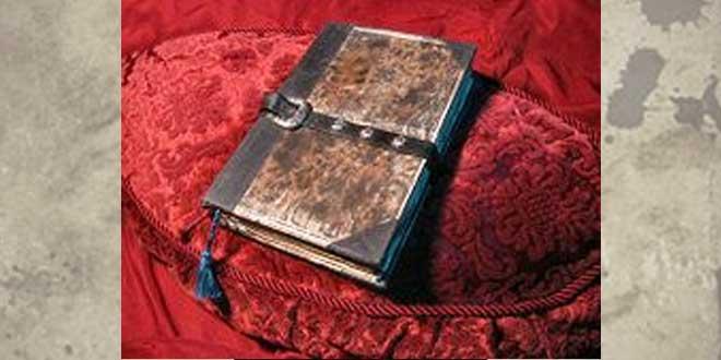libros mágicos, grimorios, Necronomicón