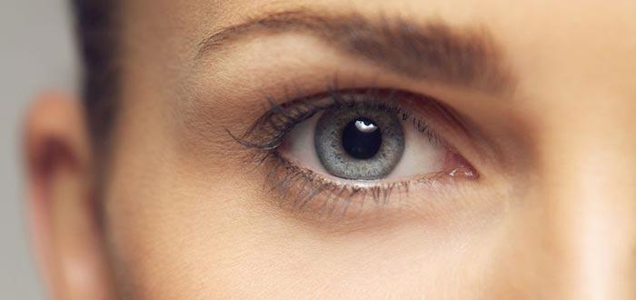 ojos grises, color de ojos, iris