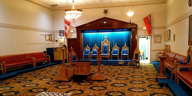 salón masón