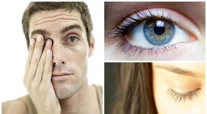¿Por qué a veces nos tiembla el párpado de un ojo?
