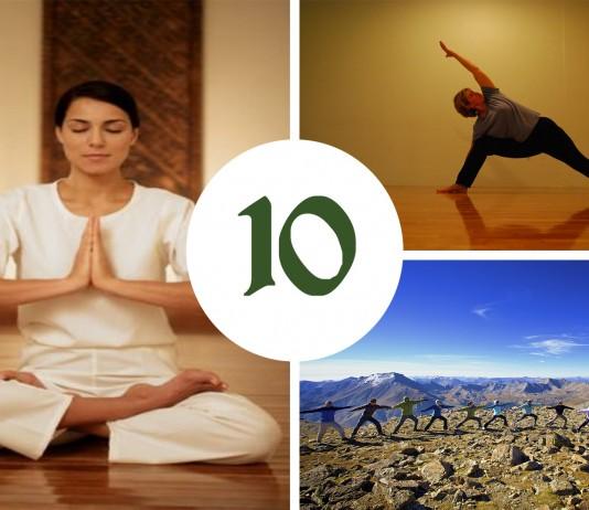 10 beneficios del yoga para el cuerpo y la mente