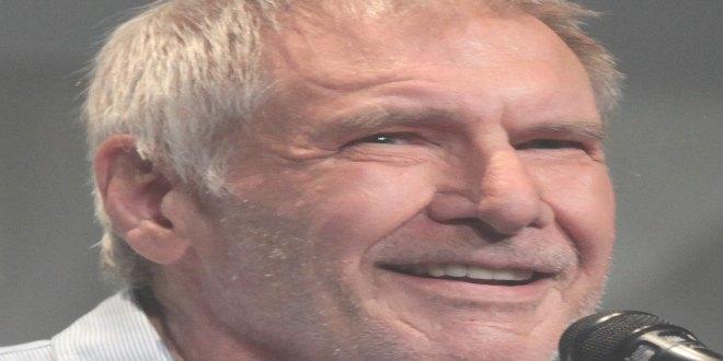 Harrison Ford en 2015