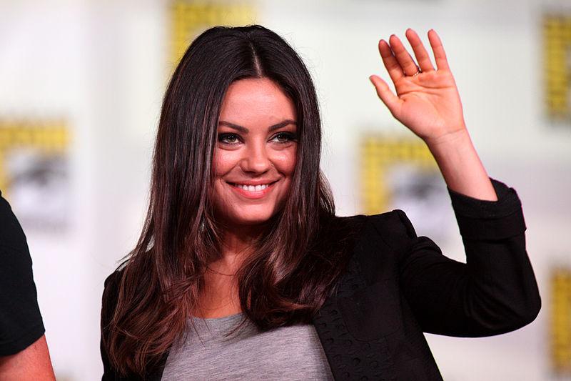 Mila Kunis, actriz