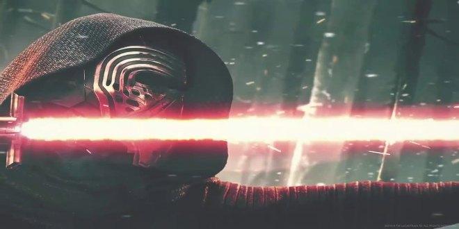 Kylo Ren de Star Wars VII