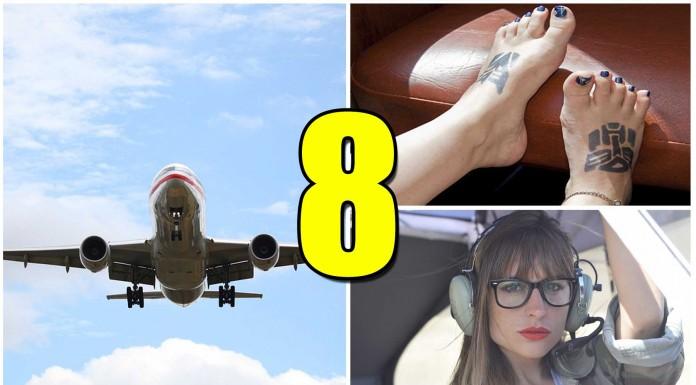 8 cosas que NO debes hacer si viajas en avión