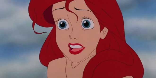 Ariel sin voz