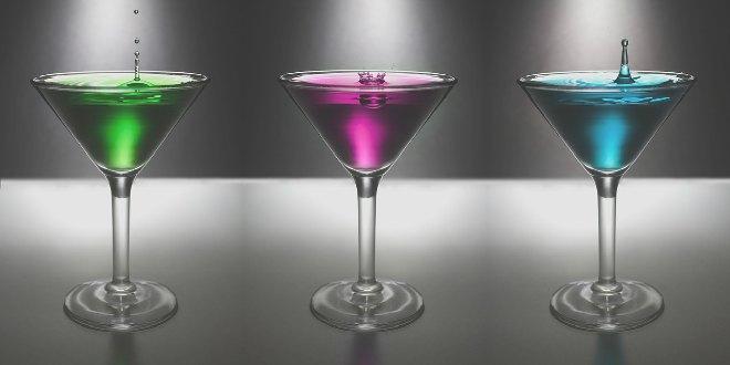 Bebidas y personalidad: Martini