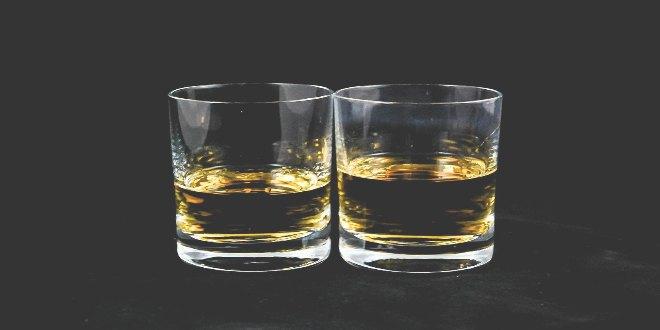 Whisky sin hielo
