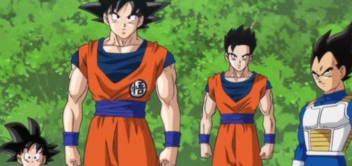 Curiosidades de Dragon Ball, la raza Sayayines